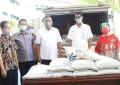 Gubernur Olly Salurkan 4.298 Ton Beras untuk 95.517 KPM di Sulut