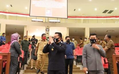 DPRD Sulut Dukung Pjs Gubernur Bertugas di Sulawesi Utara