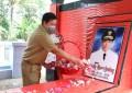 Wagub Kandouw Ziarah Ke Makam Mantan Gubernur dan Wakil Gubernur Sulut