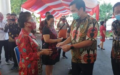 Wagub Kandouw Minta Pelaku Usaha Mikro Gunakan Banpres untuk Tambahan Modal