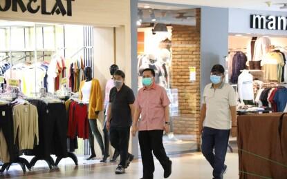 Pjs Gubernur Agus Fatoni Tinjau Penerapan Protokol Covid-19 di Sejumlah Lokasi di Manado
