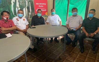 Besok, Deklarasi Andrei Angouw Richard Sualang  Bersama Para Relawan