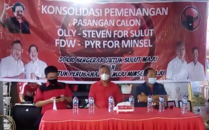 FDW-PYR_Semakin sulit DiTaklukan Lawan Politiknya