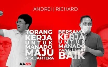 AA-RS Siapkan Dana Tata Infrastruktur Kota Manado
