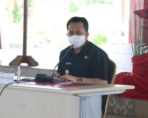 Pjs Gubernur Fatoni dan Forkopimda Sulut Kunker di Minut, Minahasa dan Tomohon