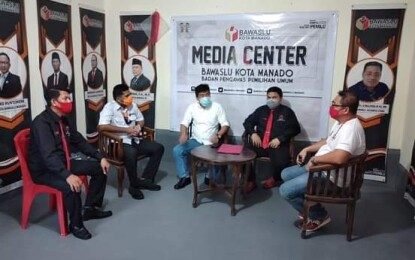 Terkesan Tak Netral, Oknum Lurah Ranotana Dilaporkan ke Bawaslu