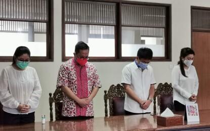 Warga Manado Asal Leilem Dukung AA-RS