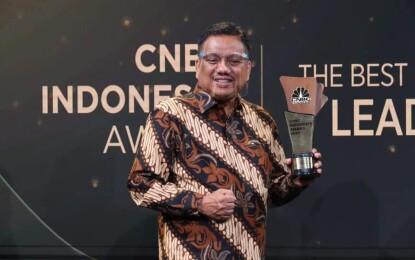 Olly Persembahkan CNBC Award Buat Masyarakat Sulut