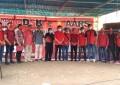 AA-RS Resmikan Rumah Pemenangan Red Millenial Pakowa