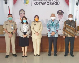 BSG Tandatangani Nota Kesepahaman dengan Pemkot Kotamobagu