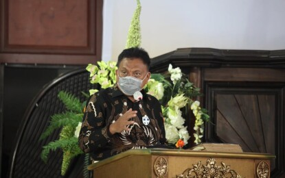 Olly Imbau Gereja dan Pemerintah untuk Saling Mengingatkan