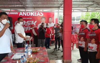 Olly: 10 November, Tokoh Sulut Arnold Mononutu Digelari Pahlawan Nasional