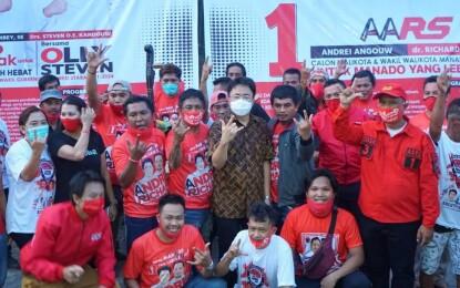 Sinergitas ODSK dan AA-RS Percepat Pembangunan di Manado
