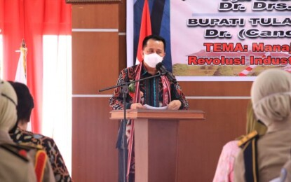 Pjs Gubernur Fatoni Beri Motivasi Praja IPDN Hadapi Revolusi Industri 4.0