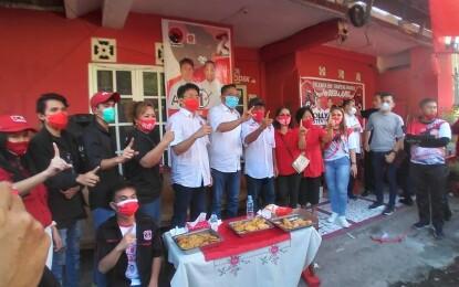 AA-RS Lantik 30 Tim Relawan Dalam Sehari
