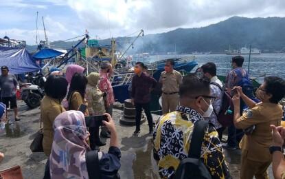 Kunjungi Tiga UMKM di Sulut,Bappenas Himpun Data untuk Masterplan UMKM