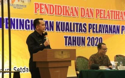 Ketum Forum Protokol Indonesia : Protokol Harus Beretika