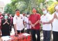 Ketua MPH PGI Resmikan 3 Gereja di Wilayah Pelayanan GMIBM