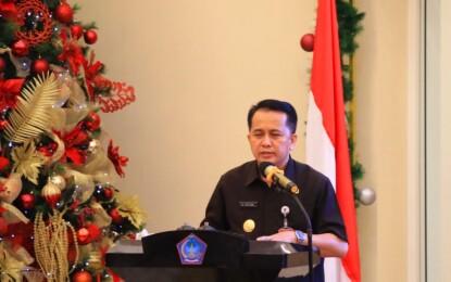 KABAR BAIK: Pjs Gubernur Fatoni Sebut Ibadah Natal Boleh Asal Patuhi Prokes Covid-19