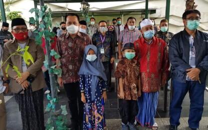 Semangati Kafilah Sulut, Pjs Gubernur Fatoni Janjikan Bonus Bagi Juara di MTQ Nasional