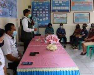 Walikota GSV Lumentut Sosialisasikan Peran Perempuan Memutus Mata Rantai Covid-19