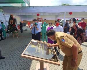 Gubernur Olly Resmikan Pengoperasian RSU Hermina Manado