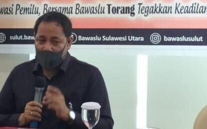 Herwyn Malonda Sebut Bawaslu Sulut Sudah Terbitkan 20 Surat Teguran Pada Paslon Kepala Daerah