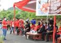 PDIP Sulut Tanam 1000 Bibit Pohon di Minahasa Utara