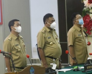 Gubernur Olly Genjot Semangat ASN dan THL untuk Berprestasi dan Majukan Sulut