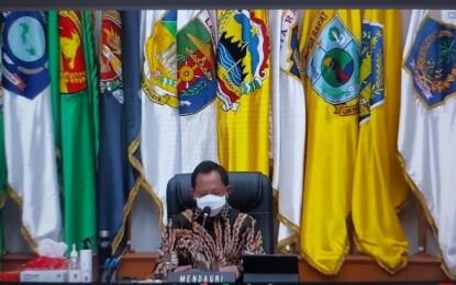 Vaksin Sinovac Tiba di Manado, Vaksinasi Covid-19 Dimulai 13 Januari 2021