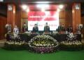 Peringati HUT ke-17, DPRD Kota Tomohon Gelar Rapat Paripurna