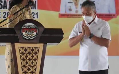 Akhiri Masa Tugas, CEP-FDW Ucapkan Trima Kasih Buat Rakyat Minsel