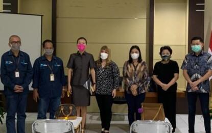 Komisi II DPRD Sulut Kaget, Jumlah Pajak Air Permukaan PT Pelindo IV Bitung Jumlahnya Hanya Begini