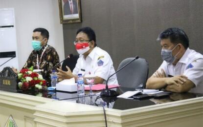 KPK Apresiasi Capaian MCP Pemprov Sulut