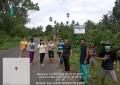 Melalui Kegiatan Jumat Bersih,Pemdes Maulit Ajak Masyarakat Bergotong Royong Bersihkan Lingkungan