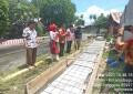 Tababo Selatan Terus Berbenah Berkat Bantuan Dana Desa