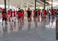 Kadispora Fietber Raco_ Pimpin Seleksi Paskibraka Minsel Tahun 2021