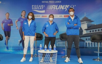 100.000 Pelari Akan Ramaikan Pocari Sweat Run Indonesia 2021 Oktober Mendatang