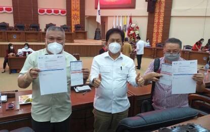 14 Anggota DPRD Sulut Divaksin Bio Farma