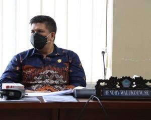 Hendry Walukow Siap Kawal Aspirasi Warga Minut untuk IPR KSU Tatelu