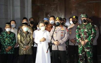Rocky Wowor Apresiasi Kedatangan Kapolri ke Sulawesi Utara