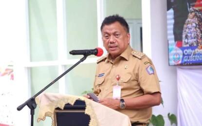 Resmikan Gedung Polnustar, Gubernur Olly Apresiasi Semangat Warga Nusa Utara Majukan Sektor Pendidikan