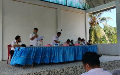 Terbaik Evaluasi Perkembangan Desa Tingakat Kecamatan,Ponosakan Indah Bersiap Untuk Tingkat Kabupaten
