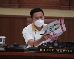Pansus Tuntas Bahas LKPJ Gubernur Tahun 2020 dengan SKPD Pemprov Sulut, Tahapan Selanjutnya Cek Lokasi
