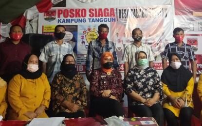Lomba Posko Covid 19 Dan Posko Kampung Tangguh, Kawulusan Sebut Tababo Selatan Optimis Dapat Hasil Yang Memuaskan