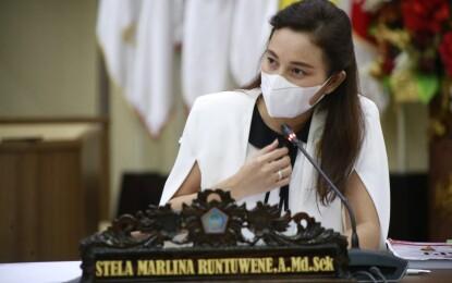 Stella Runtuwene Minta RLH Harus Penuhi Kebutuhan MCK Masyarakat Kurang Mampu