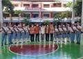 Emmanuela Solang Dilantik Ketua OSIS SMA Negeri Manado