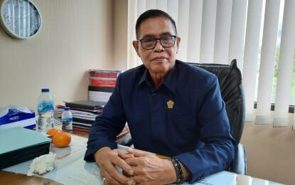 Wakili Fraksi Nasdem, Jhony Panambunan Nyatakan Dukung Dua Ranperda Prakarsa DPRD Sulut