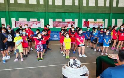 Klub Jimmy Panelewen Juara Umum Kejuaraaan ODSK Perintis Kebangkitam Tenis Meja Sulut