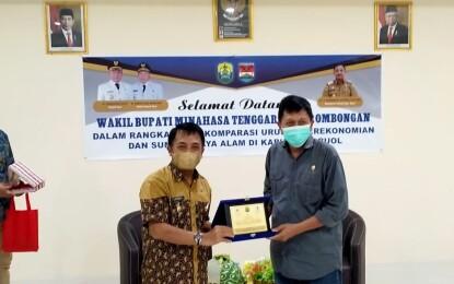 Pemkab Mitra Sukses Laksanakan Kunjungan Kerja Di Kabupaten Buol